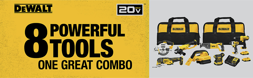 8 Powerful Tools One Great Combo