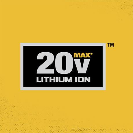 20V MAX Lithium-Ion