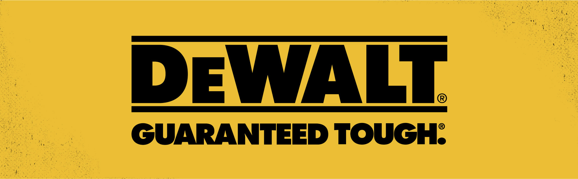 DeWalt Guaranteed Tough