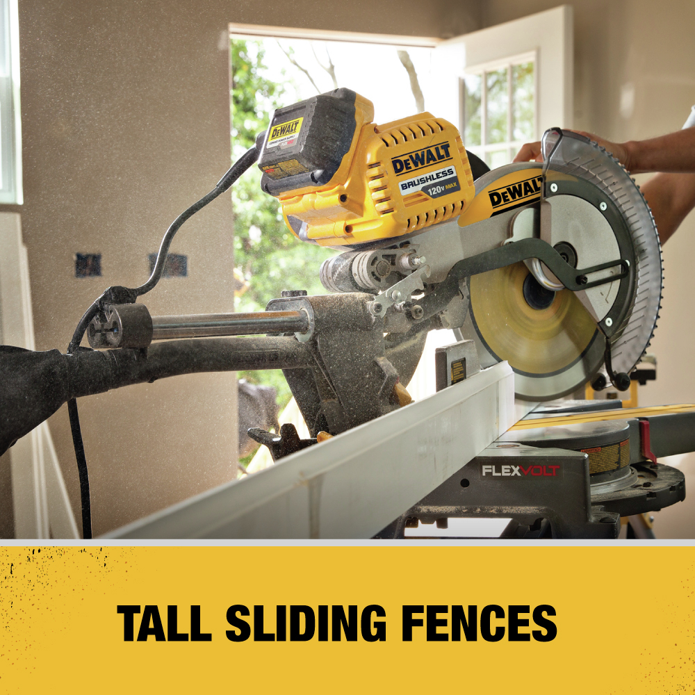 Tall Sliding Fences