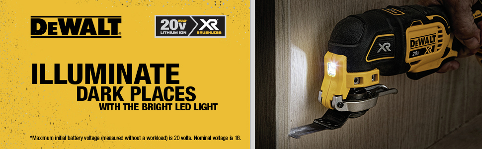 Illuminate Dark Places With The Bright LED Light