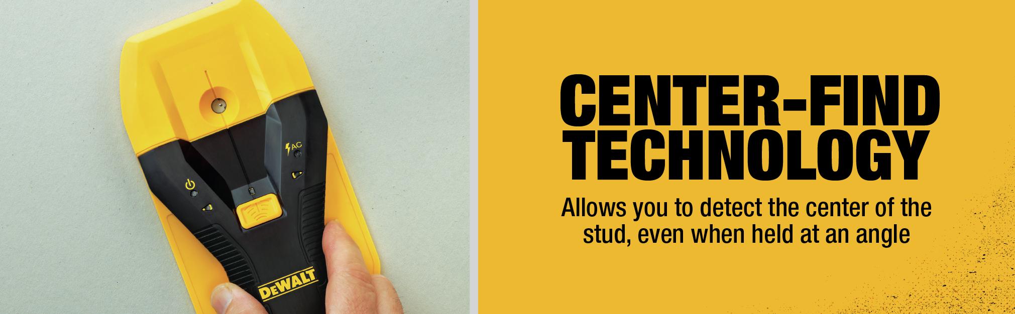 Center-Find Technology