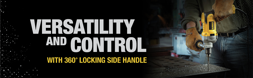 Versatility and Control