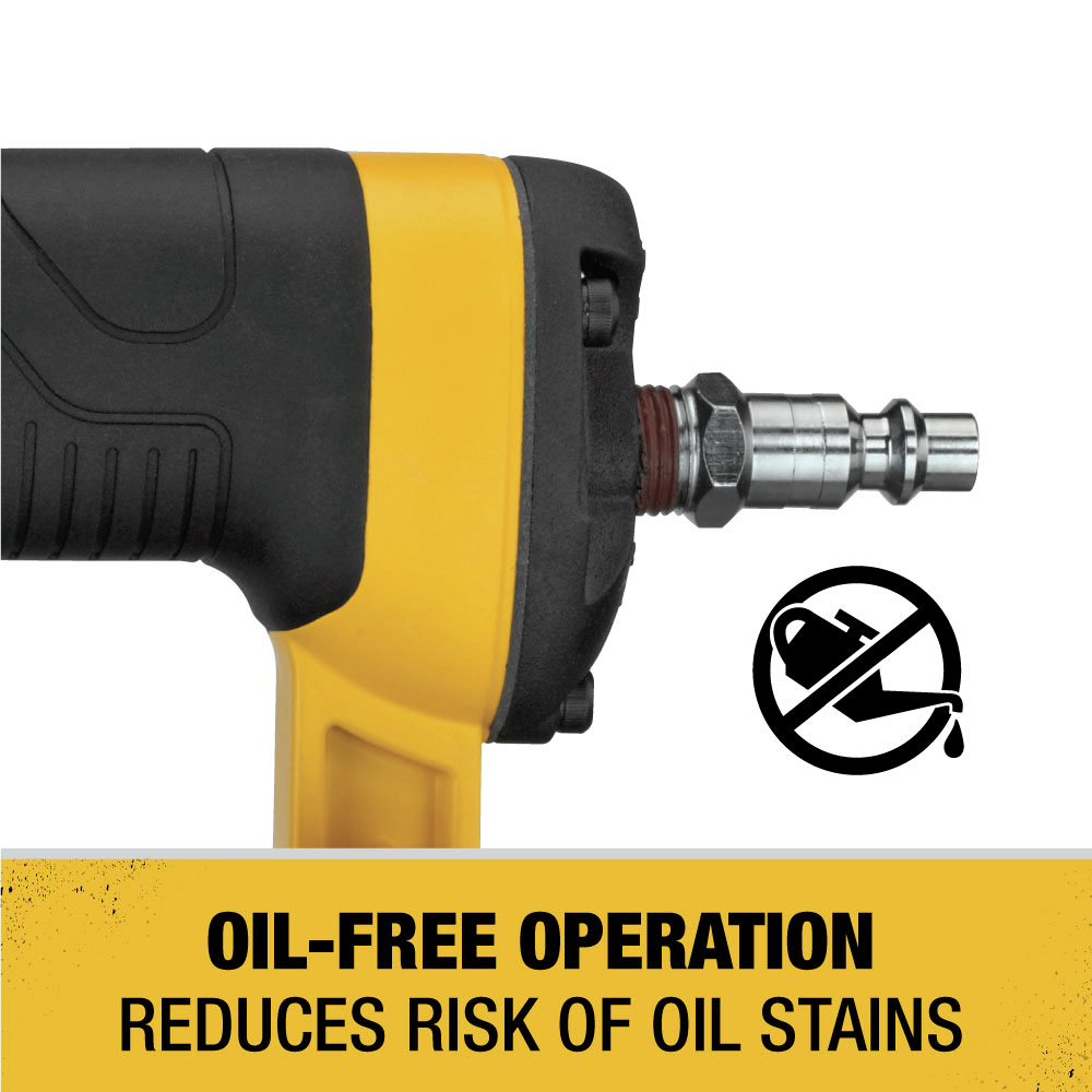 Oil-Free Operation