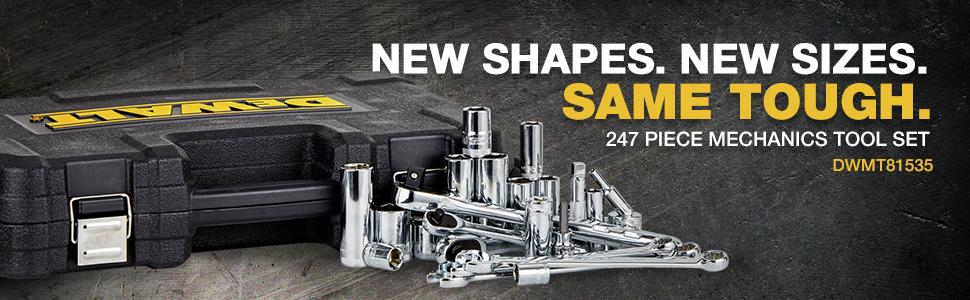 247 Piece Mechanics Tool Set