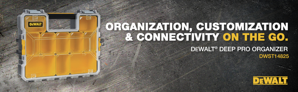 Organization, Customization and Connectivity