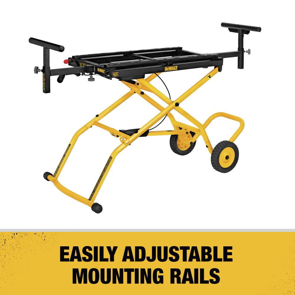 Easily Adjustable Mounting Rails