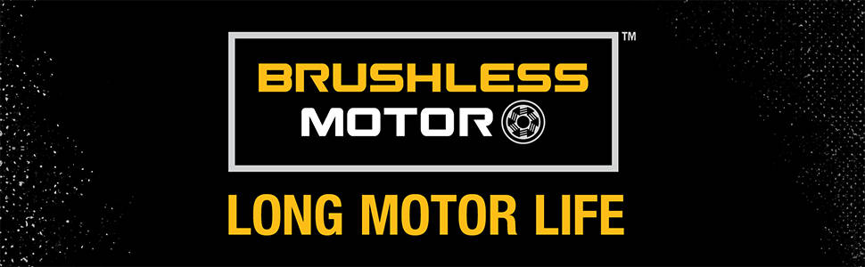 Brushless Motor long motor life