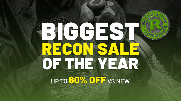 Biggest Recon Sale of the Year